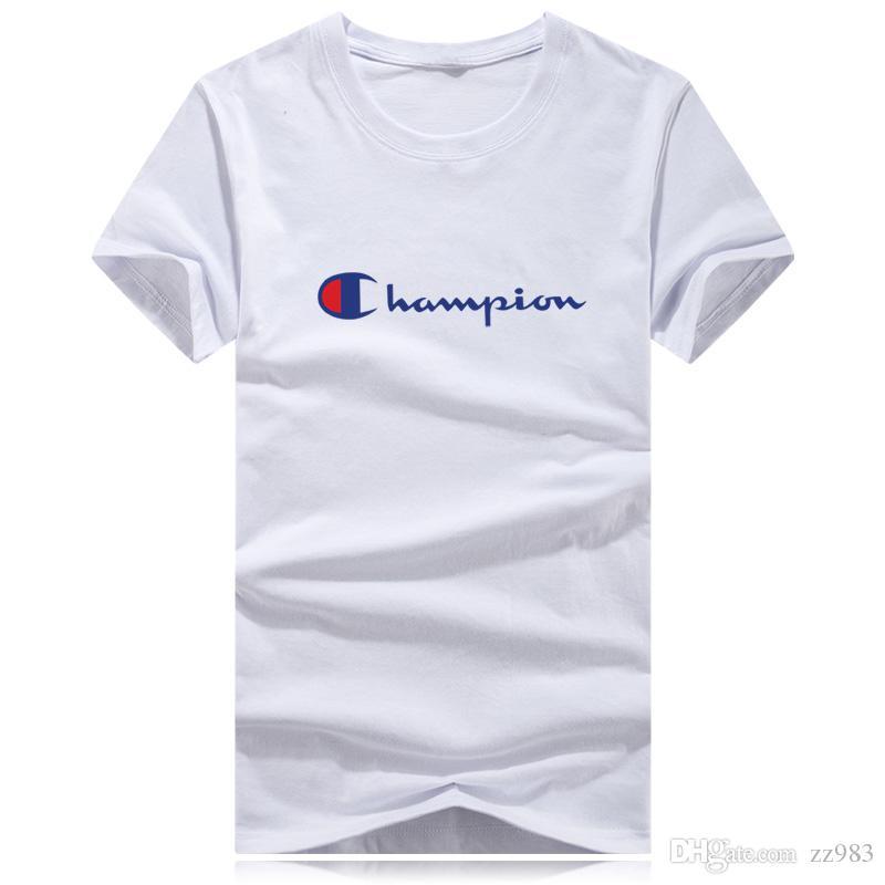 2019 hombres de la marca camisetas verano nueva camiseta del o-cuello de manga corta de algodón camisetas de música top tees tamaño s-4xl