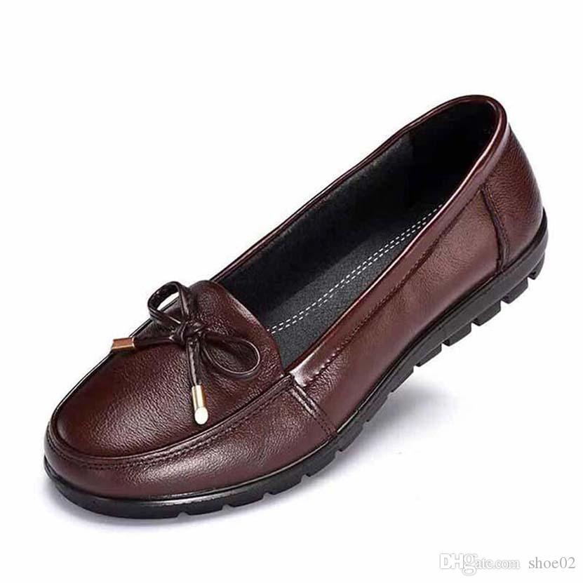 Com Sapatos Casuais Mulheres Chinelos Sandálias Sapatos Couro Real Chinelos de alta qualidade Chinelos de Moda Sapatos Casuais Sapatos livres DHL PX248