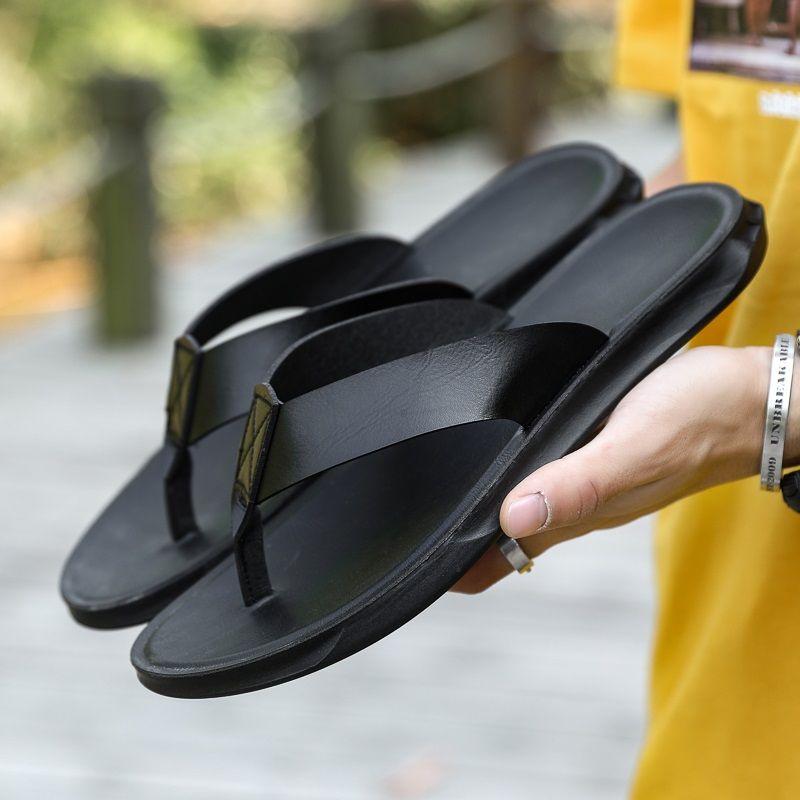 TOP 2022 Men Women Slide Sandals Designer Shoes Luxury Slide Summer Fashion Wide Flat Slippery With Thick Sandals Slipper Flip Flops 04