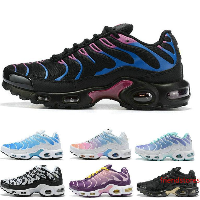 2019 novas mulheres Chegada tn dos homens tênis respirável malha Homme TNS mulheres Trainers Chaussures Casual Sneakers tamanho 36-46