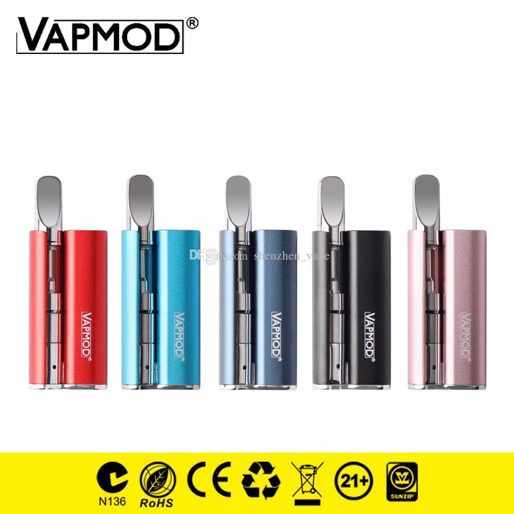 100% originale Vapmod Magic 710 Kit 380mAh Preriscaldamento Batteria Box Mod per 510 Filo di spessore Olio in ceramica Bobina XTank E-sigaretta Mod