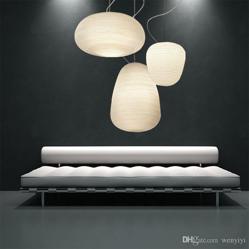 Искусство подвесные светильники Светодиодные кухонные огни светодиодные лампы Прикроватная висячие лампы Потолочные светильники Спальня Гостиная светотехника