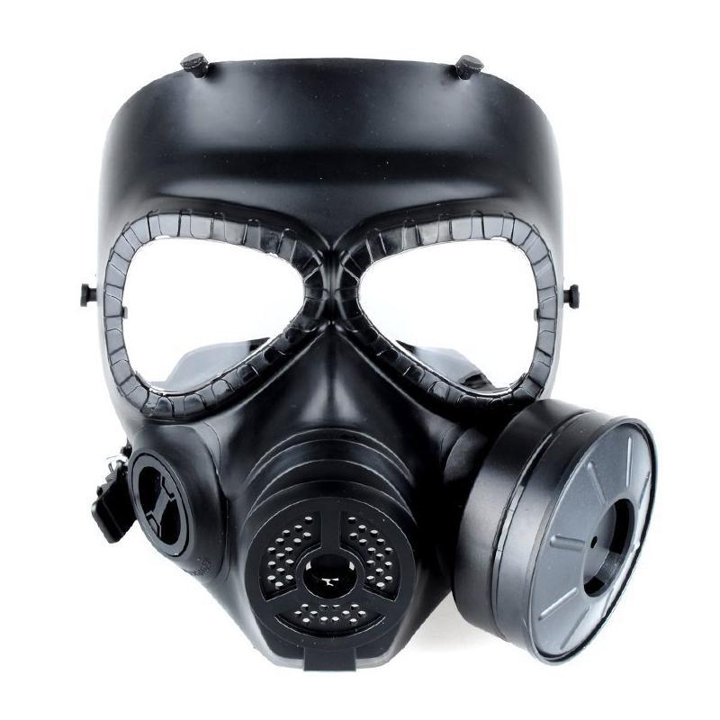 2020 Hot Vente tactiques de chasse masques à gaz cs pistolets à air des masques de protection avec une bonne qualité à vendre
