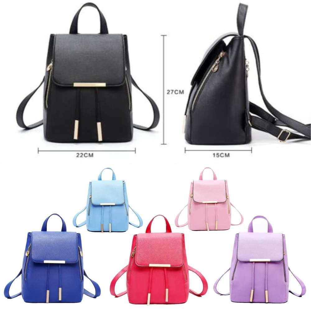 فتاة النساء السيدات فو جلدية الظهر سفر حقائب الكتف الأزياء الظهر الطالبات الحقيبة عارضة حقيبة يد حقيبة محفظة هدية كول