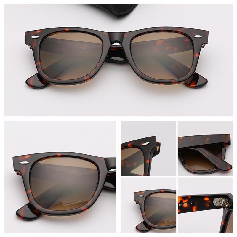 Модные дизайнерские солнцезащитные очки бренд Ray солнцезащитные очки мужские женские Кошачий глаз Джастин солнцезащитные очки для женщин Des Lunettes De Soleil мужские солнцезащитные очки