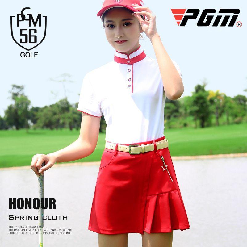 Golf Femmes d'été à manches courtes Set Vêtements Femmes Quick Dry Vêtements de sport Jupes Set Femme Vêtements de golf confortables AA60488