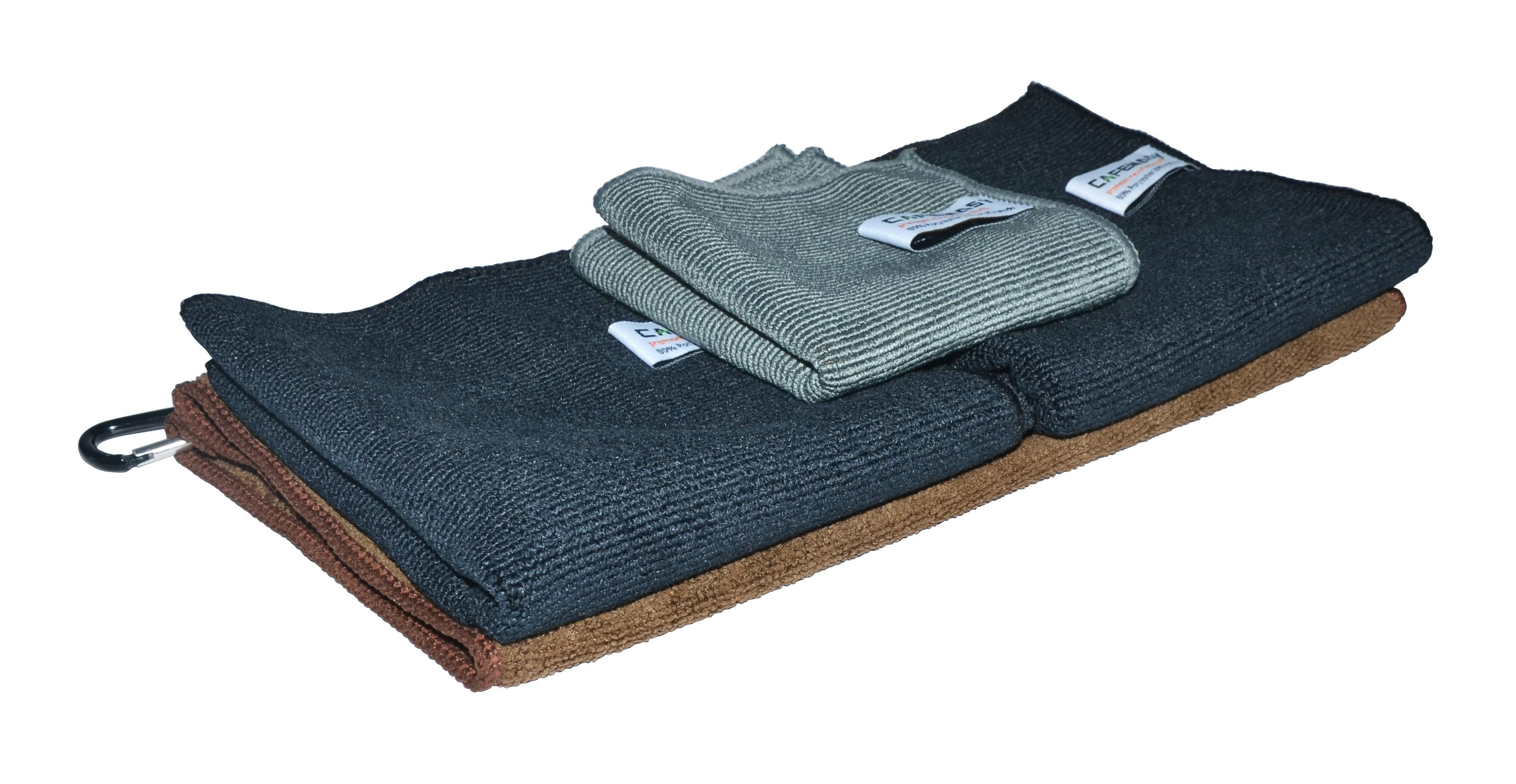 4PCS Absorbent Towel Household Towel Barista Towel Rag Tableware Cleaning Cloth