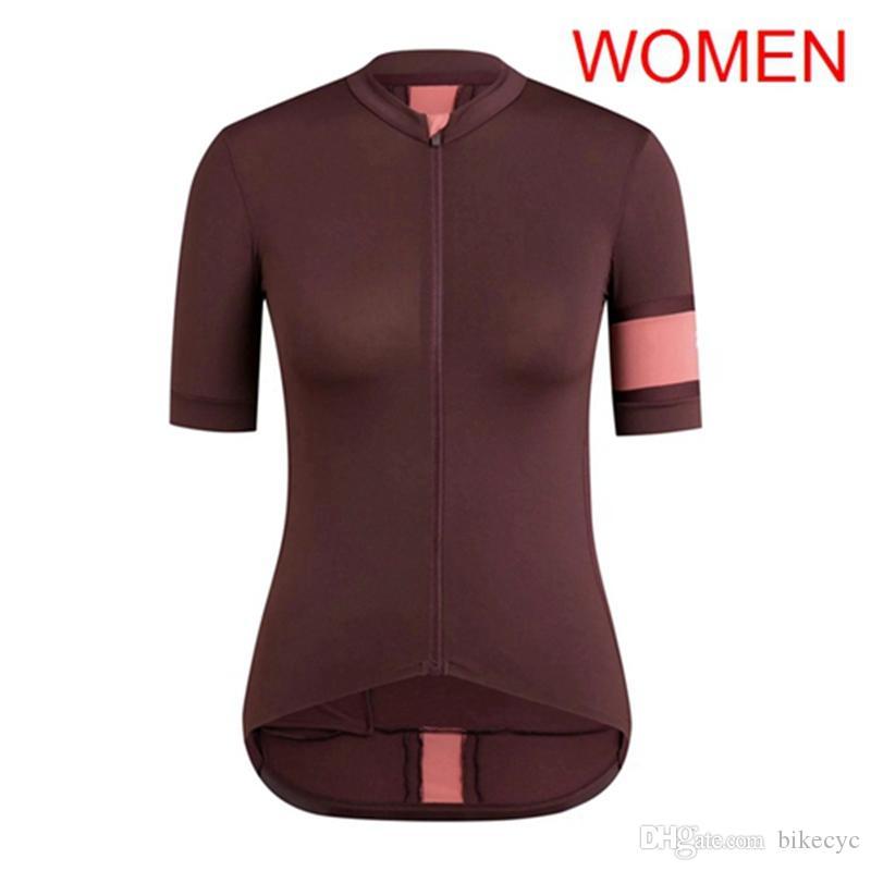 Rapha Equipo Ciclismo Sin mangas Jersey Jersey Chaleco mujeres Nuevo Deporte al aire libre Seco rápido 100% Poliéster Ropa Ciclismo Ropa de bicicleta de montaña U60312