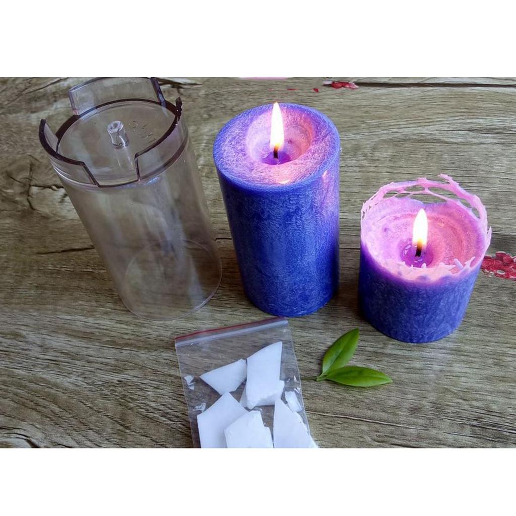 10g Palm cire de bougie moule agent de démoulage additif bricolage fabrication de bougies Matériel - Bougies facilement la