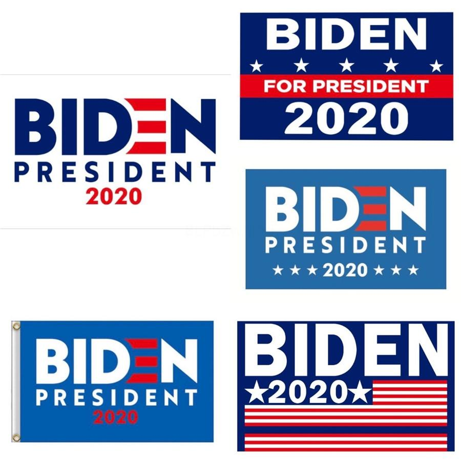 Байден флаг 90*150 см Байден президентские выборы флаг Дональд 2020 предвыборный баннер Америка снова для президента США A04#905