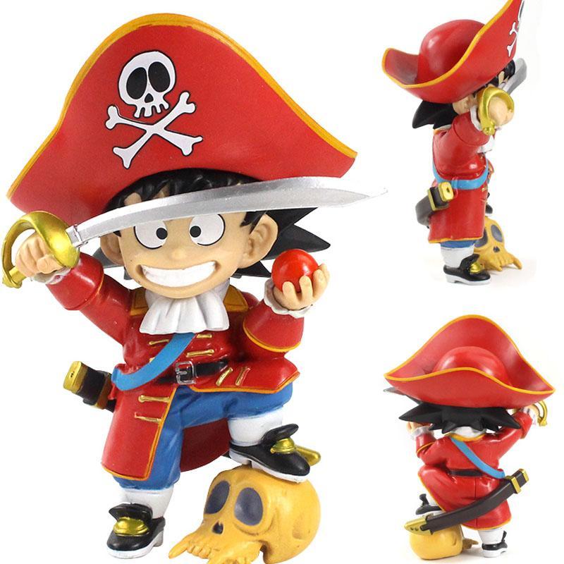 16 см новое поступление аниме One Piece рисунок Cos Гоку мультфильм модель кукла ПВХ фигурку игрушки