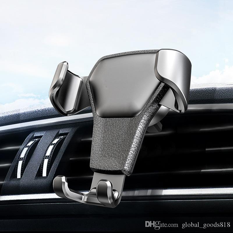 Универсальный автомобильный Air Vent Gravity Вертикальный кронштейн для телефона