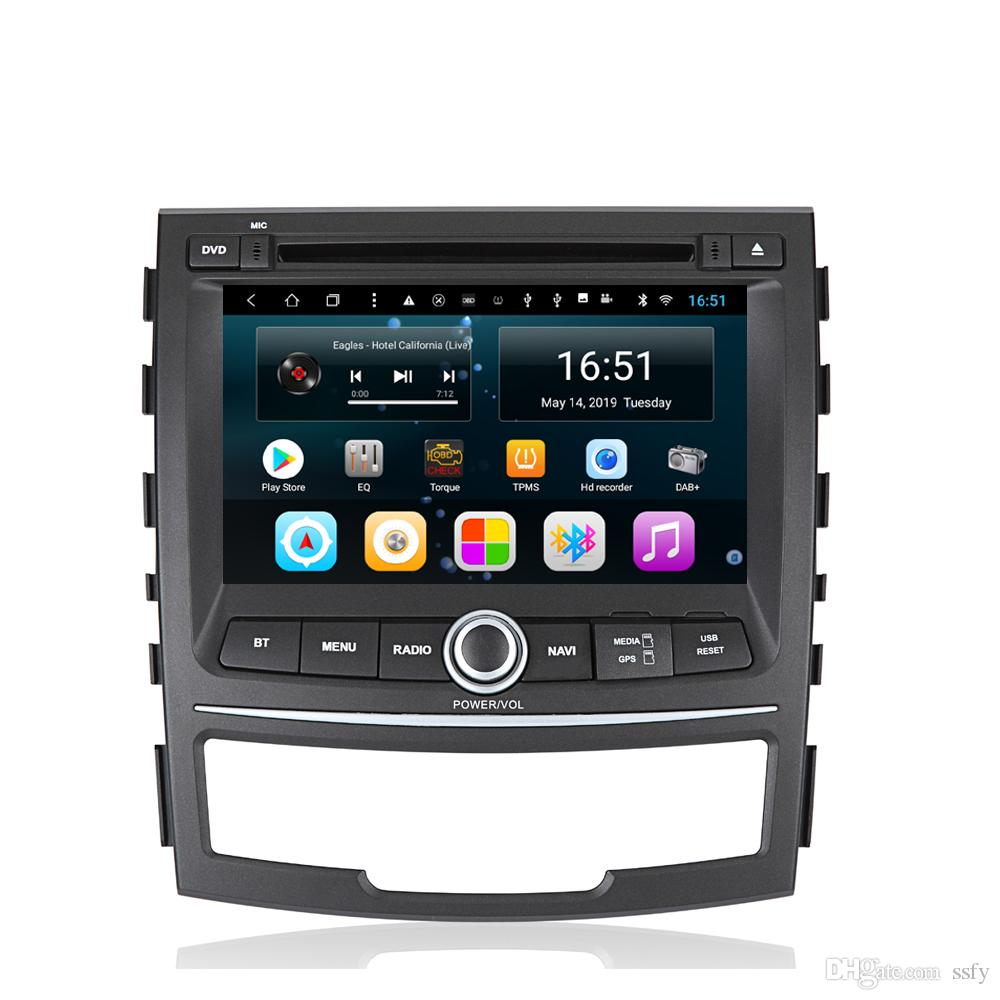 Android 7inch 8-core for Ssangyong OLD korando Car Multimedia Player Radio Tuner WIFI Bluetooth GPS Navigation Wifi Head Unit