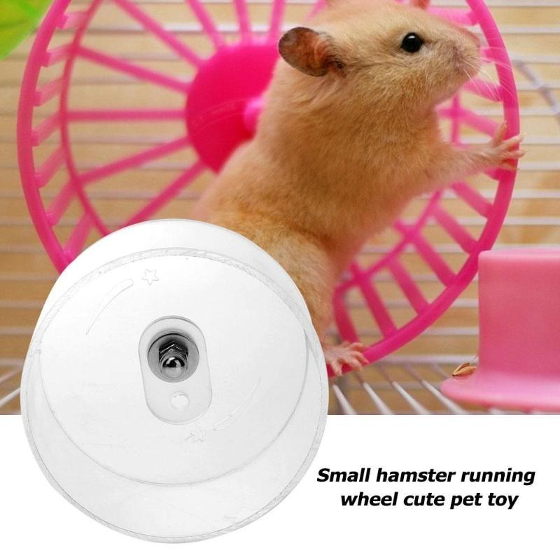 Transparent Acrylic Hamster Wheel Running Treadmill Silent Exercise Wheels Small Animal Supplies Pet Suppliers Wholesale Pet Supplies Canada From Globaltradingco 8 45 Dhgate Com