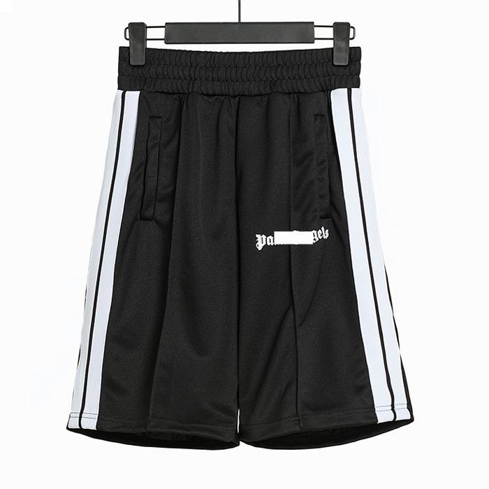 Marca de la marea pantalones cortos palmera americana 2020S europeos y casuales pantalones de playa pantalones cortos pantalones cortos de entrenamiento deportivo pierna ancha ÁNGELES
