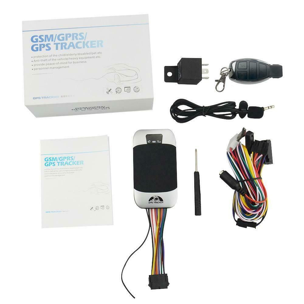 DHL / Fedex 10 PCS D'origine Étanche Gps De Voiture Tracker TK303G 2g Gps Tracker De Voiture Gps303 GPS303G Tracker