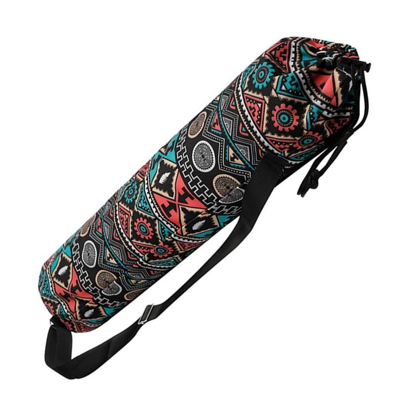 Portable Yoga Tas Yoga Mat Tas Exersice Mat Pilates Pad Rugzak Sport Knapzak Dans Gymnastiek Mats Case