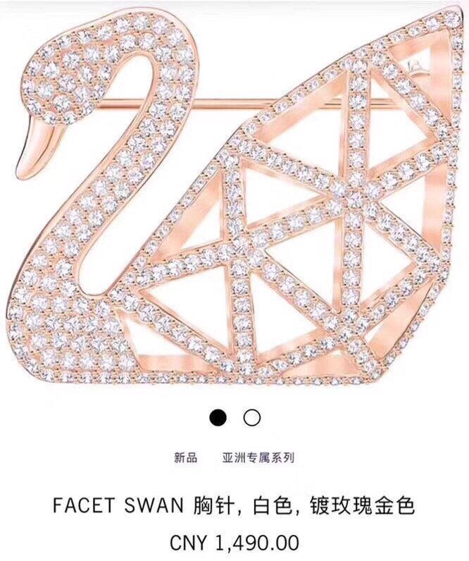 2020 sıcak yeni moda aksesuarları en kaliteli bayanlar basit gündelik parti broş en iyi hediye F1N5