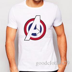 Vengadores Una camisa Logotipo