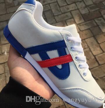 Vendita calda 2019 marchi di moda Scarpe casual uomo e donna scarpe cortez tempo libero Conchiglie scarpe Sneakers outdoor in pelle di moda