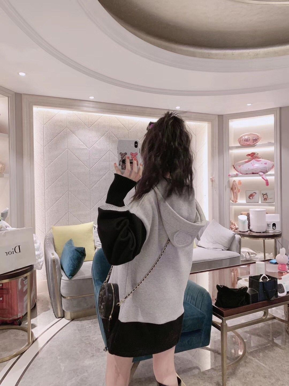 Nueva ropa de las mujeres mujeres del tamaño suéter ocasional de la manera de un tamaño cómodo caliente envío libre 00 # 112297