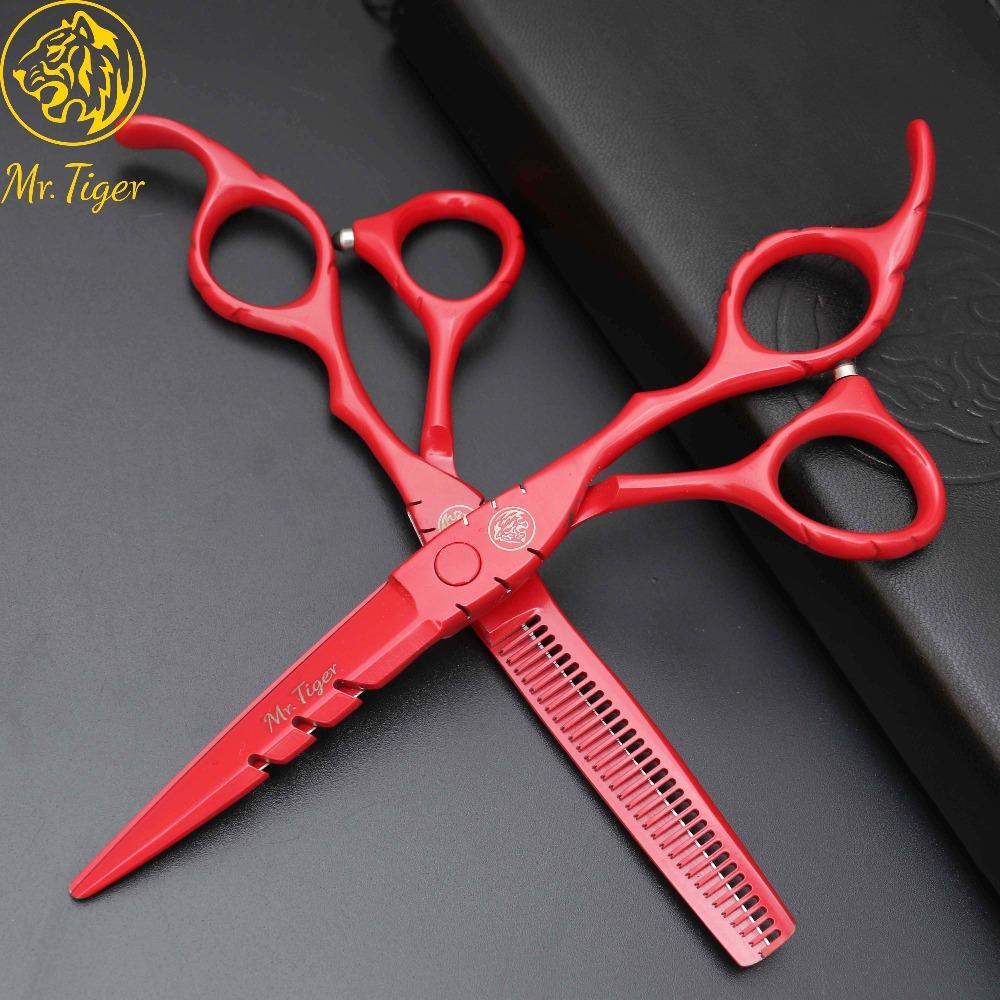 Professional Hair Cutting Shears Hairdressing Scissors High Quality Salon Barber Scissor Hairdresser Tools Haircut Equipment Set