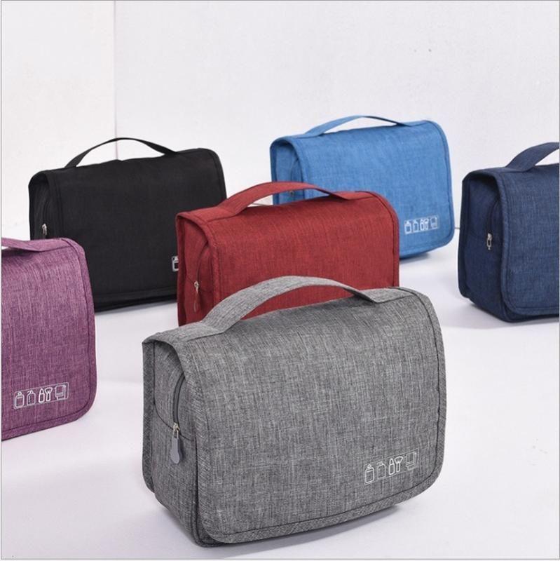 2020 nouvelles dames sac portables cosmétiques grande capacité simple mode sac de rangement multifonctionnel occasionnel cosmétiques femmes