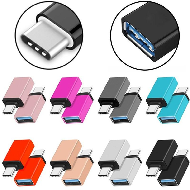 USB 3.0 zum Typ C otg Adapterkabel-Anschluss für Anmerkung 7 8 S8-Chromebook Pixel Nexus 5x 6P Nokia N1