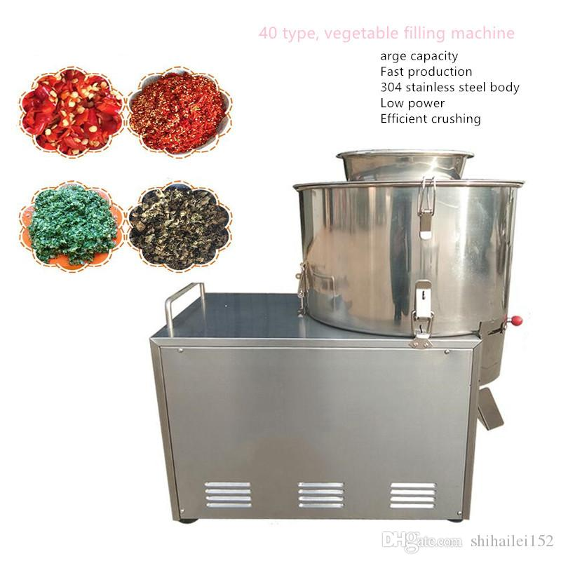 2019 new, meat filling machine vegetable filling machine, vegetable blender, meat grinder, vegetable chopper free shipping