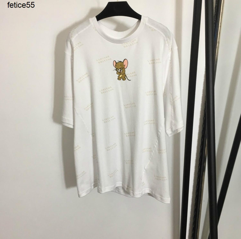 Manga tendencia palillo de la camiseta corta de la ropa Longitud mismo medio camiseta de la mujer de la moda de las mujeres amantes del verano 040508