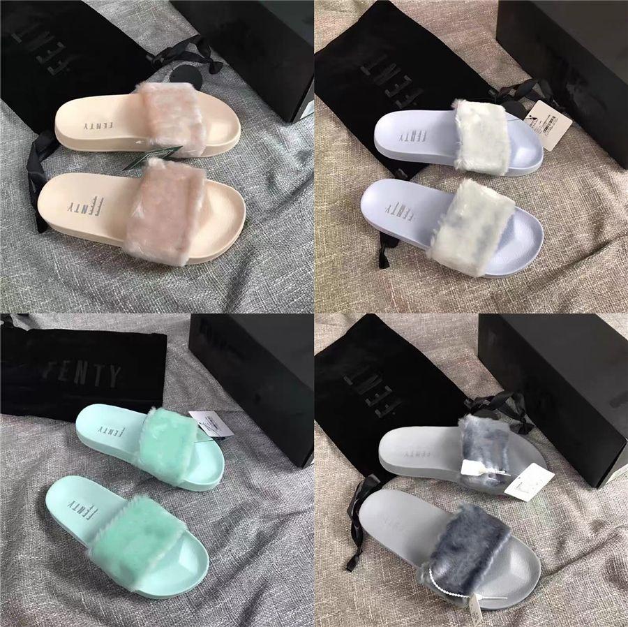 2020 de la margarita de la manera caliente Zapatilla verano brocado de goma ancha compuerta plana Mujeres Mujeres Beach causales sandalias zapatillas de deporte Chanclas S 30 # 536