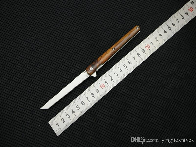 Piccola penna portatile all'aperto coltello M390 pieghevole in acciaio in polvere coltello ad alta durezza portatile coltello militare forze speciali sabre