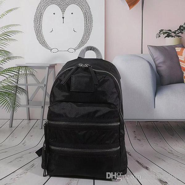 brand new Travel Bag fashion women knapsack famous designer nylon Backpack for lady 11
