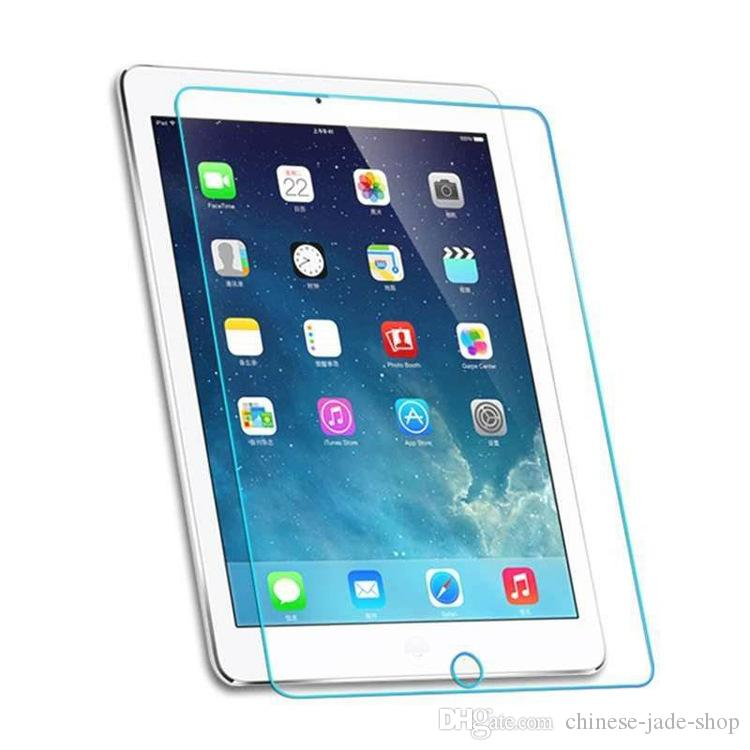 For ipad mini 5 2019 ipad mini 1 2 3 4 9H Tempered Glass Screen Protector Protector NO Package 100pcs/lot