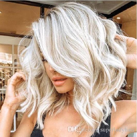 parrucche bianche