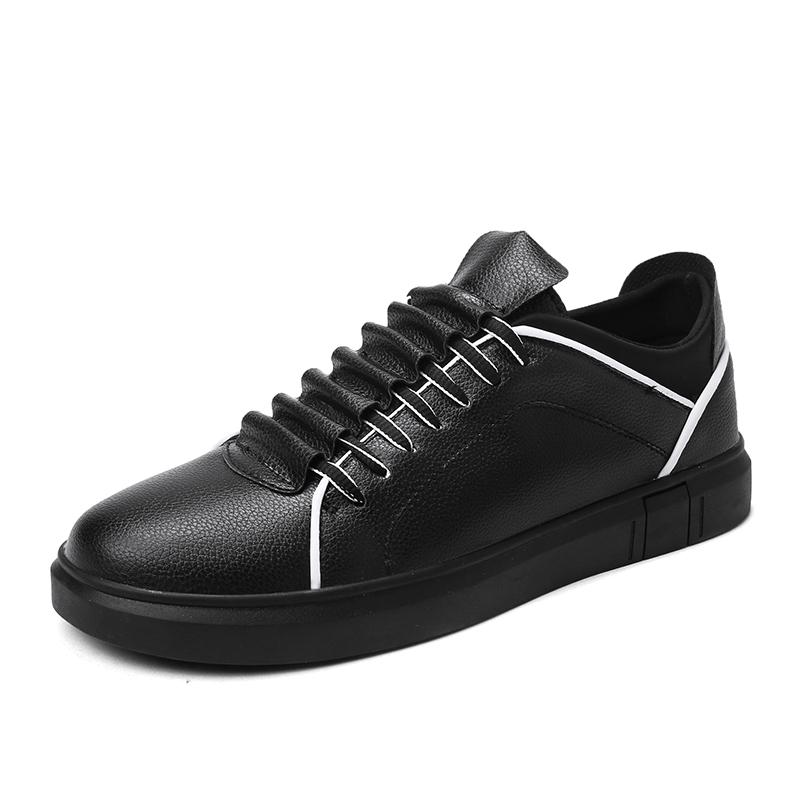 mens shoes leather slip on loafers casual driving loffers sneakers trainer black fashion white board sport