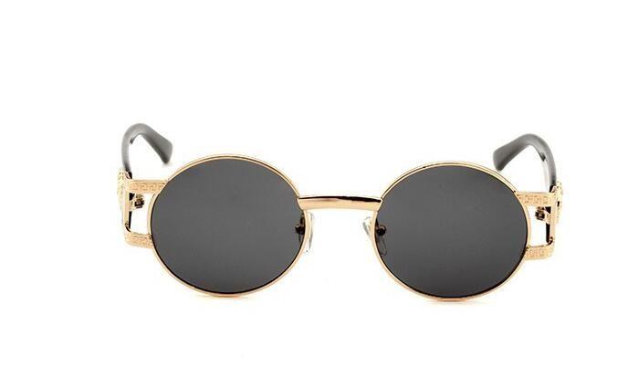 TOP Quality Brand Black Sun glasses mens Fashion Evidence Sunglasses Designer Eyewear For mens Womens glasses