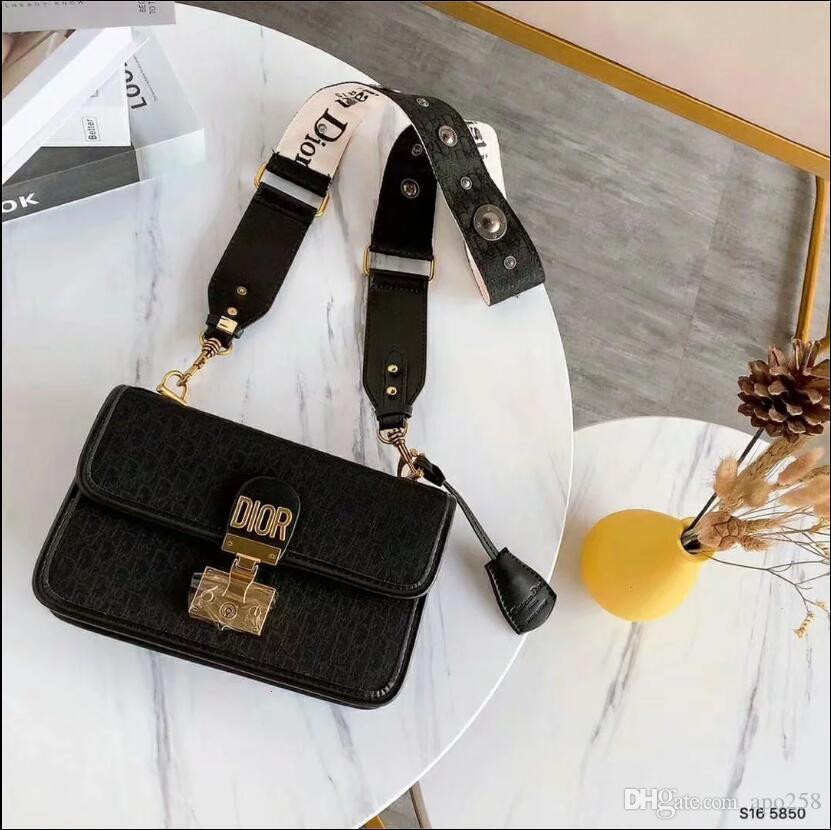 Kadınlar Messenger Kadın Bez Omuz çantaları 2020 Hot çanta Çanta Moda Kadın Çantası Deri Çanta Omuz Çantası Crossbody Çanta A073