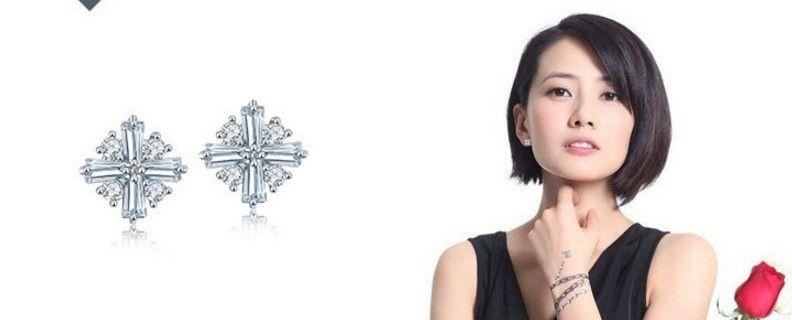 earings 2pairs / lotes de jóias de cristal pedra prata 925 diamantes pérola da senhora up-market 7ss
