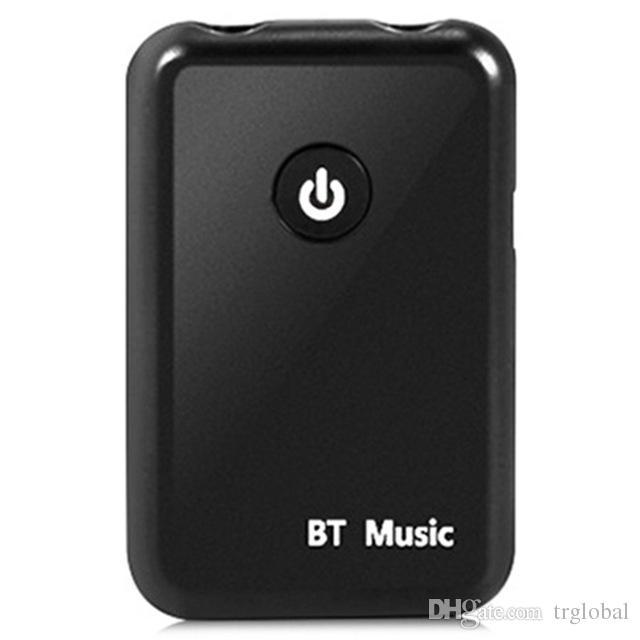 Bluetooth Audio Sender Empfänger 2 in 1 Stereo Audio Musik Adapter Blutooth Verbindung zu Lautsprecher / Headset für TV Lautsprecher