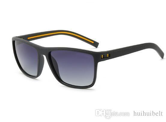 2019 vetri polarizzati Classic Big Telaio nuovi uomini di occhiali da sole occhiali da sole a cavallo all'ingrosso 0993