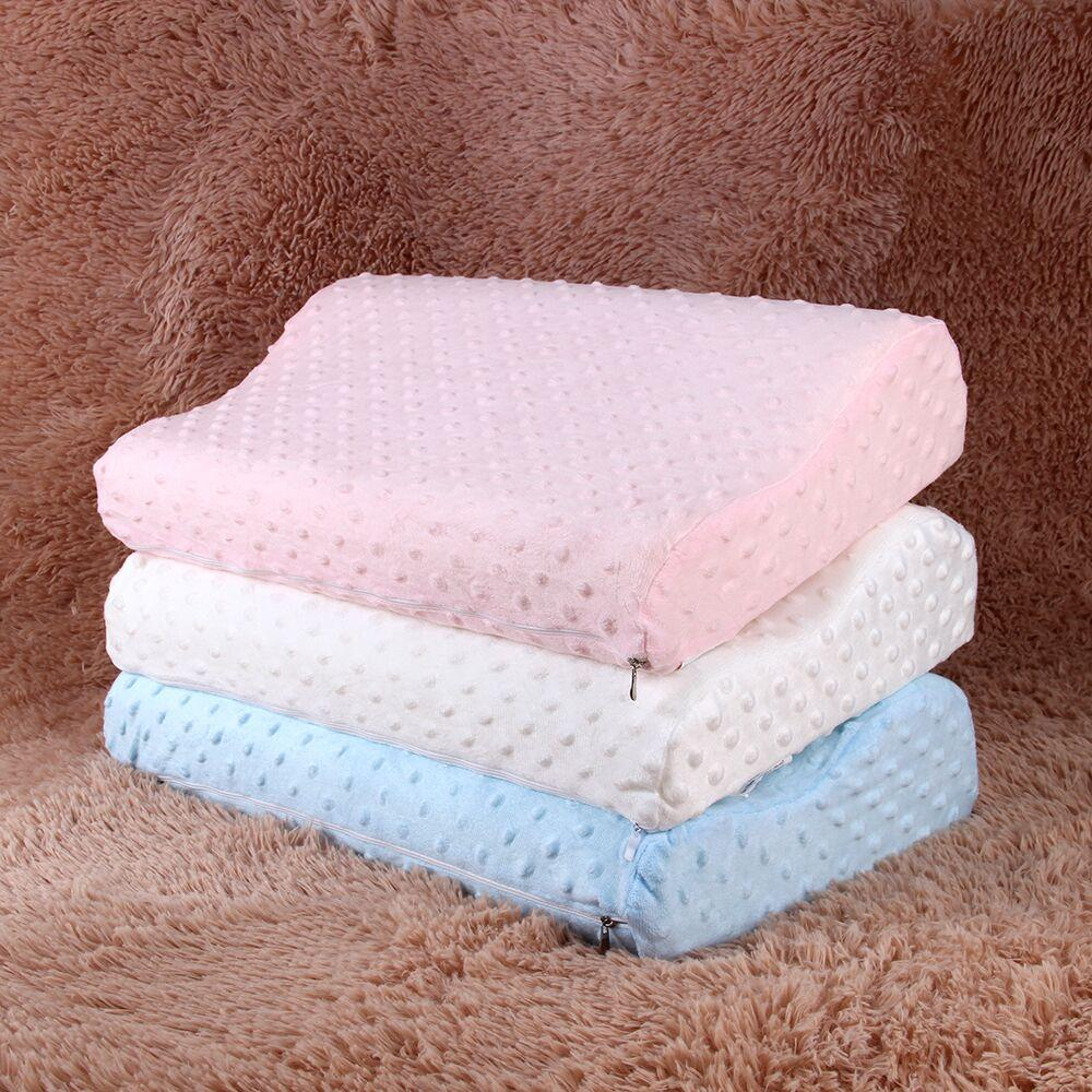 Memory Foam Pillow Orthopedic Pillow to Sleep Latex Neck Fiber Slow Rebound Soft Massager Cervical Health Care