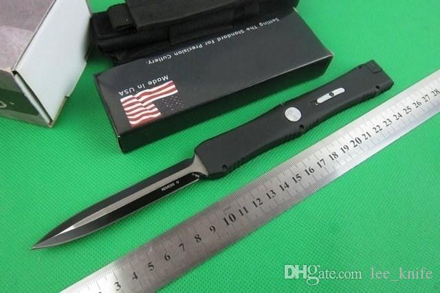Recemmend MIC NEMESIS IV S30 Versione 5 Modelli Combattimento combattimento Trod Scab Doppia Azione S-30V Blade Caccia da campeggio Coltello da campeggio Coltello regalo