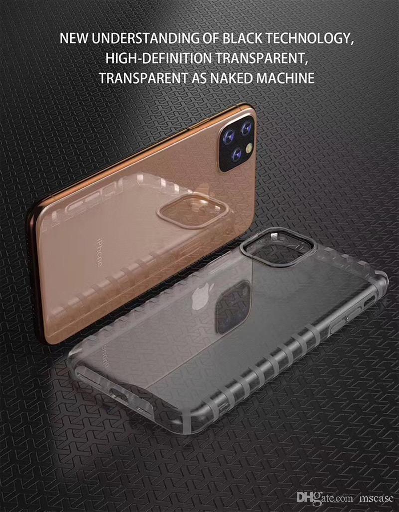 Neuer transparenter weicher TPU-Silikon-freier Fall mit großen Augen für Abdeckungs-Fall Samsungs A10 A30 A50 M10 M20 M30