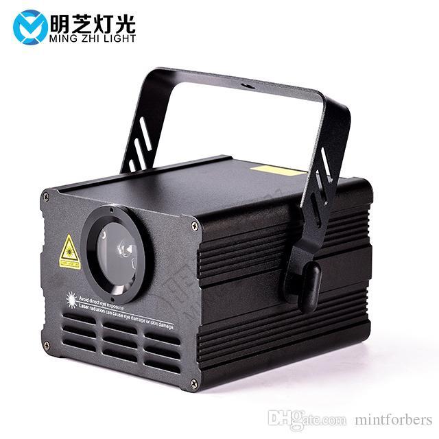 Luz del partido MFL etapa de la luz laser de DJ RGB250 1000 mW de luz RGB DMX512 / maestro-esclavo para la fiesta de Navidad del disco de DJ