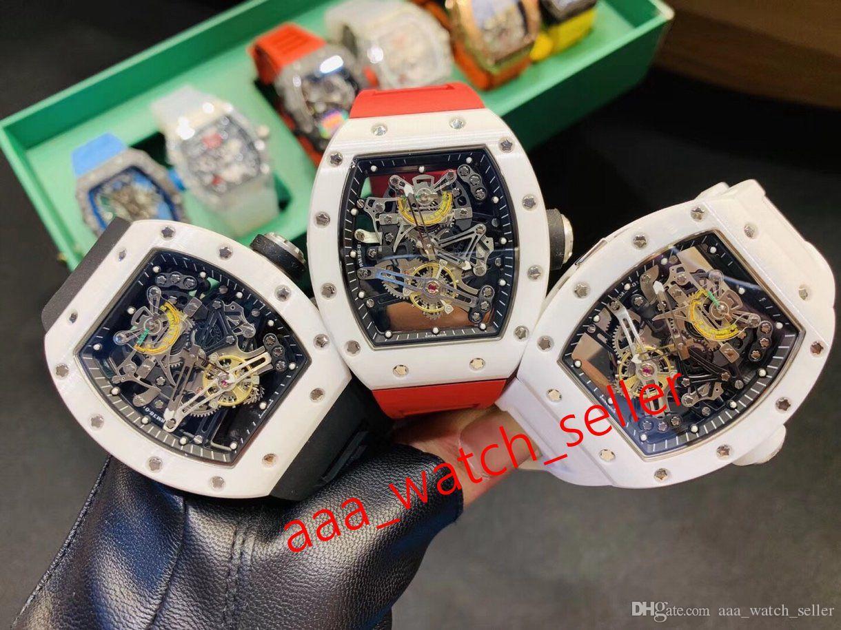 12 стилей Новые роскоши мужские часы из углеродного волокна Case Outdoorwomed автоматическое движение скелет роскошные мужские часы спортивные наручные часы