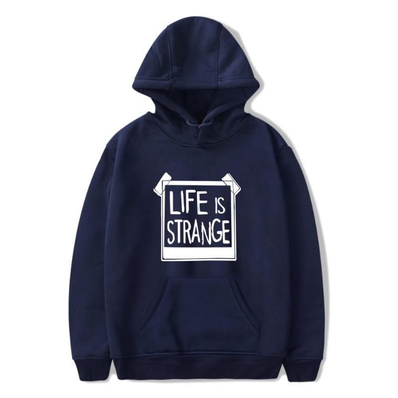 Aikooki Life is strange Jane Hoodies sweatshirt Men/women Hoodies Sweatshirts Autumn/Spring Life is strange Casual Hoody Clothes