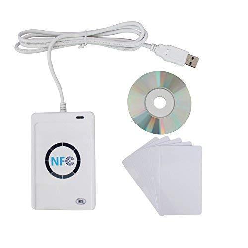 NFC 작성자 리더 ACR122U-A9 중국 RFID 카드 리더 지원 다중 시스템 Android Windows USB RFID NFC 리더