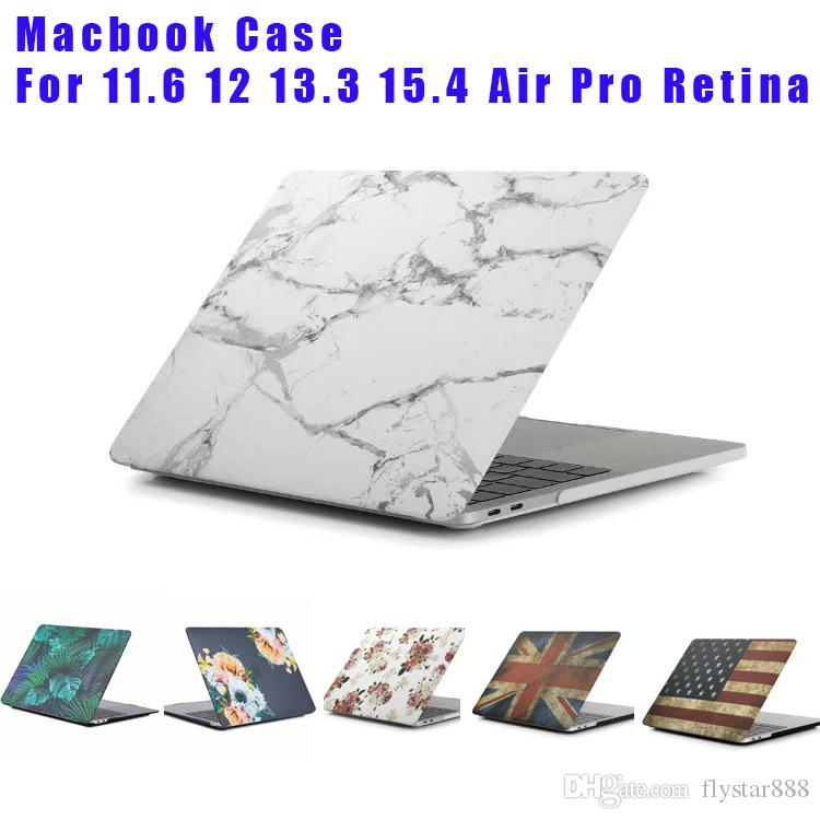 Camo Laptop Protective Hard Case Cover for Macbook Air Pro 11.6//12//13.3//15.4/'/'