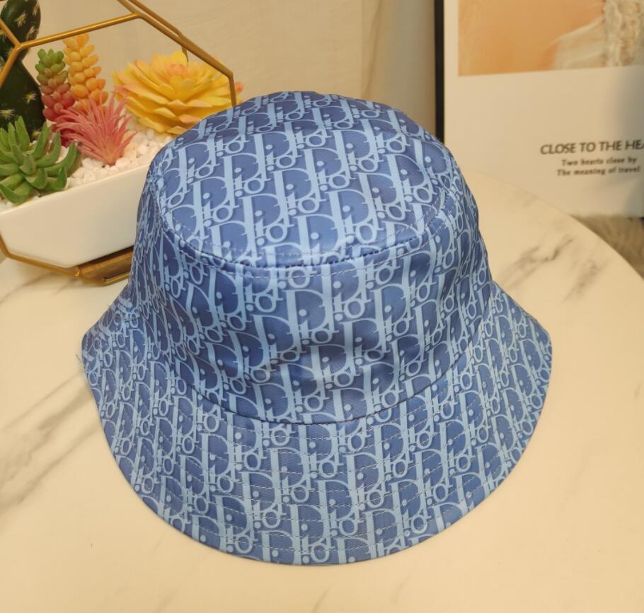 Mann und Frau Mode Stingy Krempe Hüte mit Druck-Muster Breathable beiläufige: Ausgestattet Strand-Hüte-Qualitäts-freies Verschiffen
